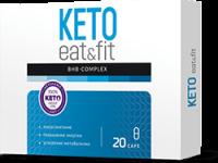 Keto Eat&Fit для похудения — реальные отзывы
