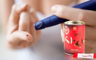 ДжиДжу Сэйсэ – отзыв эндокринолога о БАДе для борьбы с диабетом