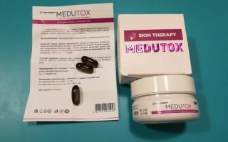 Medutox – отзыв косметолога о капсулах для омоложения