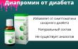 Диапромин от диабета: отзывы, цена