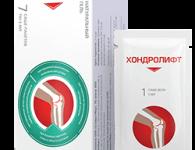 Хондролифт – отзыв на гель для лечения суставов
